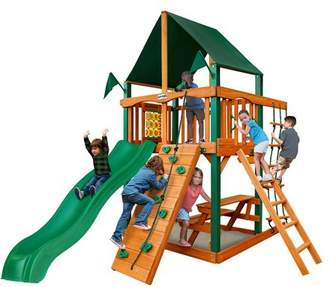 Gorilla Playsets Chateau Tower Playset