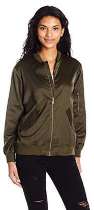 David Lerner Women's Bomber Jacket