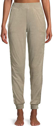 Hanro Favorites Long Velvet Jogger Lounge Pants