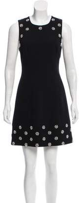 Michael Kors Embellished Sleeveless Dress