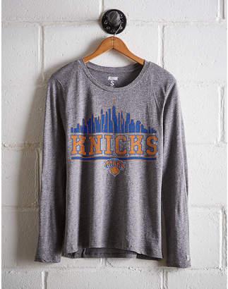Tailgate Women's NY Knicks Long Sleeve T-Shirt
