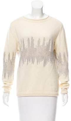 Maiyet Wool-Blend Crew Neck Sweater