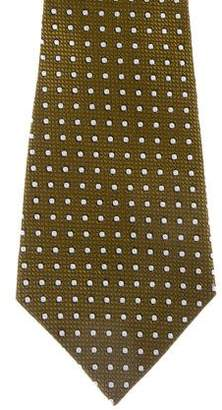 Tom Ford Jacquard Silk Tie