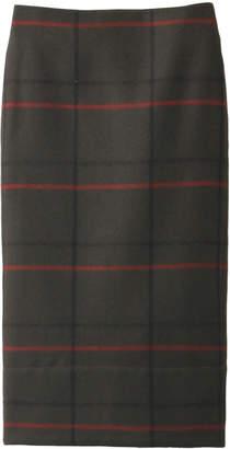 MADISONBLUE (マディソンブルー) - マディソンブルー SOFIE メルトンチェックタイトスカート
