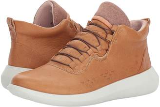 Ecco Scinapse High Top Women's Lace up casual Shoes