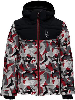Spyder Boys' Clutch Jacket