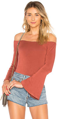 About Us Gina Off Shoulder Top