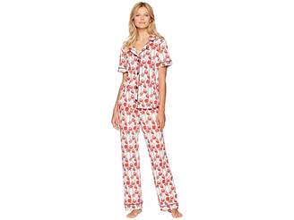 BedHead Short Sleeve Classic Pajama Set