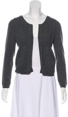 Marni Cashmere Open-Front Cardigan