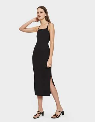 CHRISTOPHER ESBER Axis Singlet Dress in Black