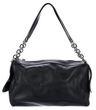 Tod's Leather Chain Shoulder Bag