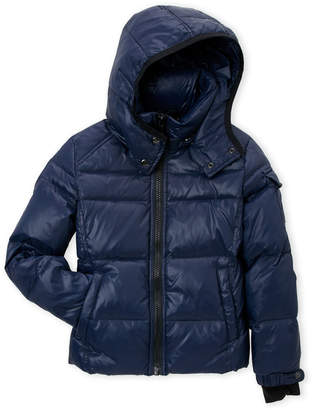 S13 Boys 8-20) Matte Downhill Puffer Jacket