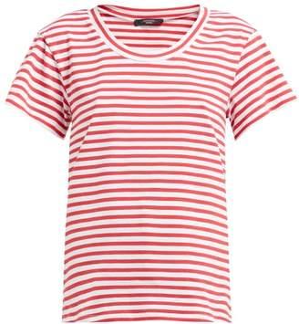 Max Mara Barbian T Shirt - Womens - Red White