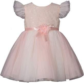 Iris & Ivy Baby Girl's 2-Piece Ballerina Dress Bloomers Set