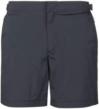 Orlebar Brown side buckle swim shorts