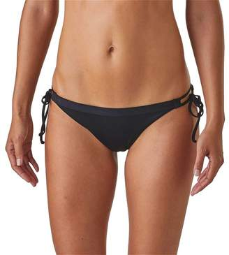 Patagonia Women's Solid Nanogrip Side Tie Bikini Bottoms