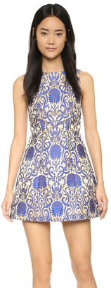 alice + olivia Carrie Dress $484 thestylecure.com