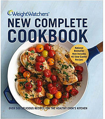 Weight Watchers New Complete Cookbook (Slow Cooker Bonus Edition)