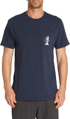 Billabong High Desert Graphic Pocket T-Shirt