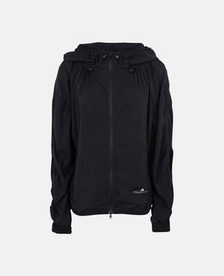 Stella McCartney Black Running Light Jacket, Women's