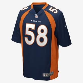 Nike NFL Denver Broncos (Von Miller) Men's Football Alternate Game Jersey