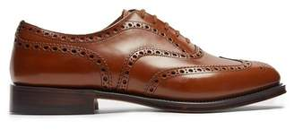 Church's Burwood Leather Brogues - Mens - Brown