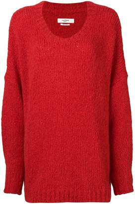 Etoile Isabel Marant long-sleeve flared sweater