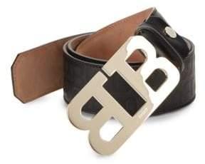 Bally Mirror B Leather Belt