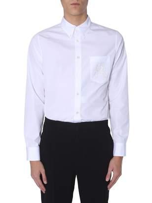 Alexander McQueen Button-Up Shirt
