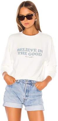 Spiritual Gangster Believe Malibu Crew Neck