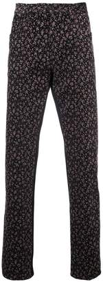 Yang Li floral print trousers