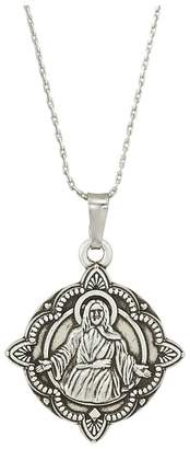 Alex and Ani Jesus 32 Expandable Necklace Necklace