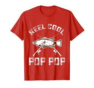 DAY Birger et Mikkelsen Reel Cool Pop Pop Shirt Fathers Gift Fishing Lover
