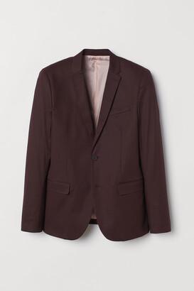 H&M Jacket Skinny fit