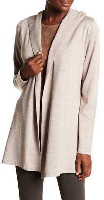Cyrus Hooded Knit Cardigan