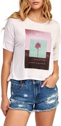RVCA Horizon Graphic Tee