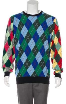 c8f7dfa79 Mens Cashmere Sweater Argyle - ShopStyle