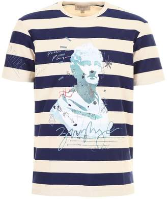 Burberry Cotton Copperfield T-shirt