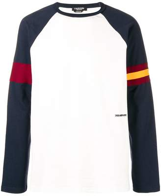 Calvin Klein colour-block sweatshirt