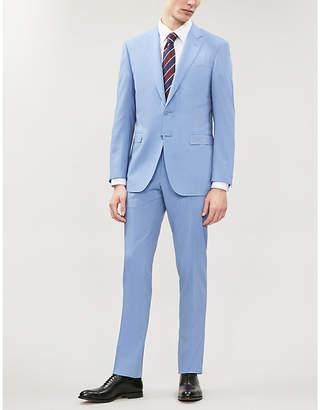 Canali Slim-fit wool suit