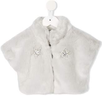 Dahlia Tutu Du Monde Shrug jacket