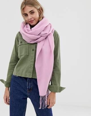 Monki tassle scarf