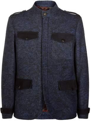 Etro Wool Field Jacket