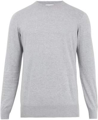 Raey Crew-neck cotton-knit sweater