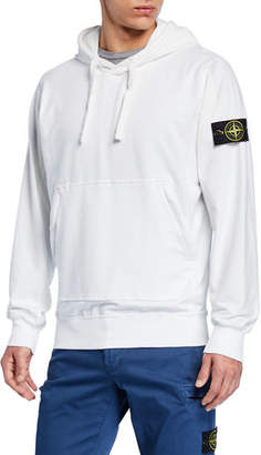 Stone Island Men's Patch-Applique Pullover Hoodie