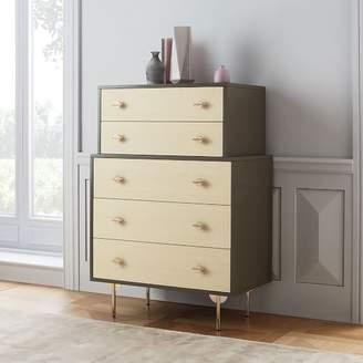 west elm Greta 5-Drawer Dresser