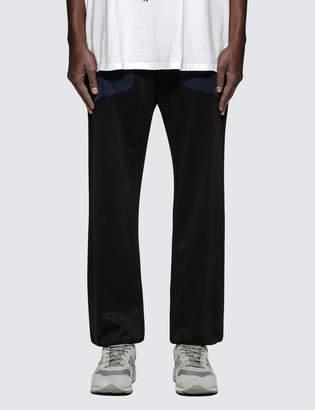 Facetasm Rib Football Track Pants