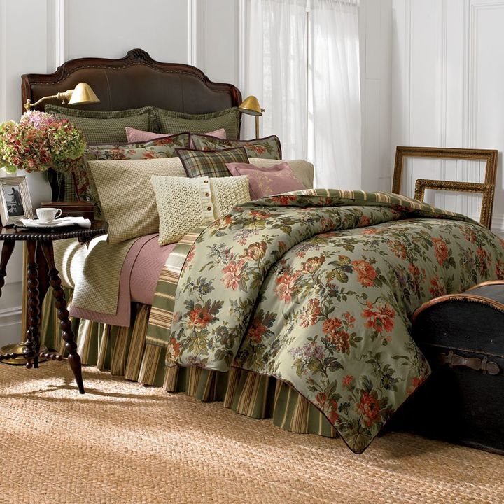 Chaps home brittany 4-pc. comforter set - queen