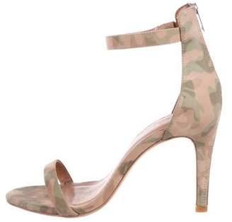 Joie Abbot Camo Sandals