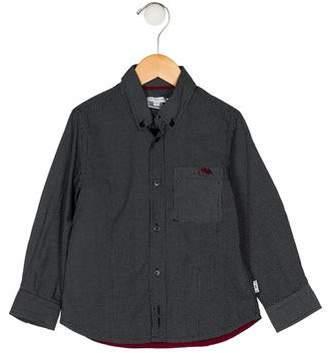 Little Marc Jacobs Boys' Button-Up Shirt